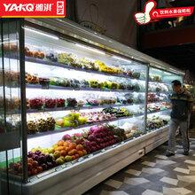 水果保鲜柜风冷超?#20449;?#22902;展示冷藏柜立式大型雅淇便利店饮料冷柜图片