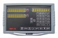 四川成都德阳DRO-2M二轴铣床数显表的安装