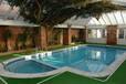 专业,家庭、酒店、别墅游泳池施工