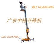 广东中梯铝合金升降机安全稳定品质有保障图片