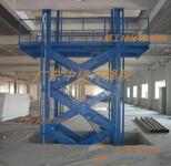 广州液压升降货梯/液压升降平台/液压升降台有什么特点,怎样维护和保养?186-6486-9886图片