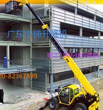 用于建筑物高层间运送货物的专用液压升降机