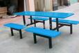 玻璃钢餐桌椅生产厂家,员工餐厅餐桌椅,工厂饭堂餐桌椅