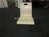弯曲木餐桌椅生产厂家,多层夹板椅子,不锈钢防火板椅子