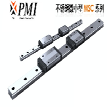 台湾PMI银泰高组装法兰加长滑块MSA65LESSFCN