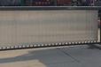 张家口广告道闸机系统/北京车牌识别系统/栅栏式广告道闸