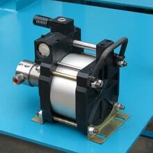 气动液体增压泵图片气液增压本泵原理