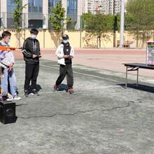 北京激光打氣球租賃vr打靶機出租活動暖場道具游樂設備圖片