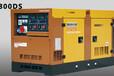 日本電王柴油發電電焊機HW800DS,400A×2,雙把焊,纖維素半自動焊