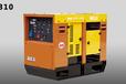 电王汽油双缸发电电焊机HW310,50-300A,?#23435;?#32032;下向焊