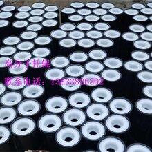 供应枣强枣鑫牌皮带输送机高分子托辊非金属托辊尼龙托辊图片