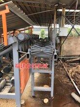 自动断料锯流水线多片锯自动化生产线自动选材选料机大型实木加工设备图片