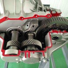 RZ-XJP016新能源纯电动车空调压缩机解剖模型