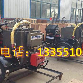 沥青灌缝机100L灌缝机拖挂还是灌缝机价格