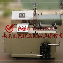砂磨機制造廠商山東龍興地坪漆臥式砂磨機多少錢報價圖片
