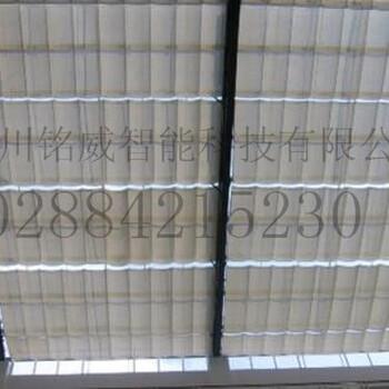 电动天棚帘直销电动天棚帘厂家遮阳天棚帘生产厂