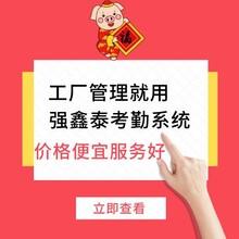 強鑫泰多賬套考勤驗廠系統A帳B帳系統自由切換圖片