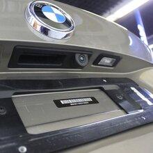 宝马3系加装360度全景行车记录仪