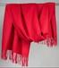 西安現貨廣告圍巾年會紅圍巾設計定制