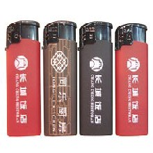西安塑料广告打火机厂家直销可印LOGO图片