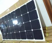 高效大功率太阳能充电板,柔性太阳能充电板,汽车太阳能发电板图片