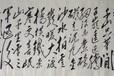 著名毛体书法家孙建伟180乘70长征诗一首