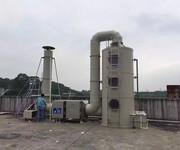 廊坊化工厂废气净化厂家直销pp水淋塔价格图片