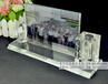 广州同学周年聚会纪念品,水晶纪念册定做,同学联谊留念品
