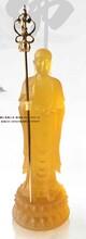 福州各种琉璃佛像生产厂家,黄财神绿度母药师佛批发价格图片