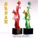 广东惠州最佳烹调师奖杯,年终优秀员工奖杯,水晶奖杯定做厂家