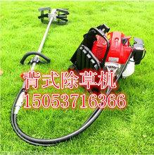 宁波农民发明小型除草机