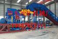 华东机械大型废钢破碎机角铁架破碎机生活铁皮破碎机