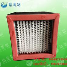上海镀锌框耐高温过滤器生产工厂振洁供应