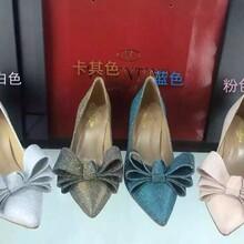 华伦天奴新款蝴蝶结单鞋价格,华伦天奴新款蝴蝶结单鞋介绍图片