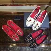 杜嘉班纳新款绸缎单鞋价格,杜嘉班纳新款绸缎单鞋介绍图片