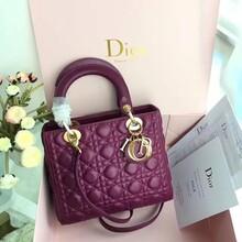 Dior五格羊皮戴妃包价格,Dior五格羊皮戴妃包介绍图片