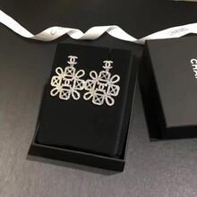Chanel早春新款耳环价格,Chanel早春新款耳环介绍图片
