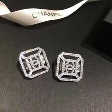 Chanel早春新款耳夹价格,Chanel早春新款耳夹介绍图片