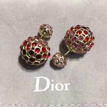Dior渐变水晶球耳环价格,Dior渐变水晶球耳环介绍图片