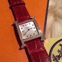 爱马仕H系列女款原厂机芯腕表工厂图片