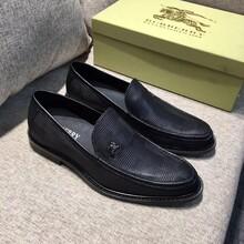BURBERRY巴宝莉原版西装皮鞋工厂
