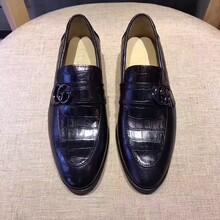 古奇双G花纹鞋子工厂图片