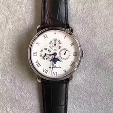 宝珀经典系列6659-3431自动机械手表工厂图片