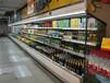 KTV风幕柜,酒水饮料冷藏柜,啤酒保鲜展示柜
