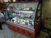 便利店熟食柜,定做熟食冷藏柜,多层凉菜熟食展示柜