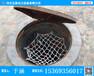 地下井防护网厂家直销-窨井防坠网承重能力