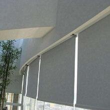 天津南开办公窗帘定做窗帘维修安装图片