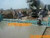 框架式整平机浩鸿新型路面摊铺设备混凝土地面振动梁路面摊平机