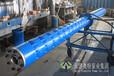 供暖潜水电泵40-125度井用热水潜水泵▏流量650吨,扬程1500米