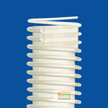 PVC硬质吹塑波纹管PU塑筋伸缩缠绕管塑料带钢丝缠绕蒸汽管